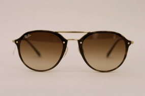 ÓCULOS DE SOLRAY BAN RB 4292N 710/13 BLAZE DOUBLE BRIDGE