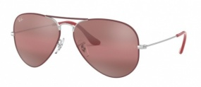 Óculos de Sol Ray Ban Aviator Large Metal RB3025 9155/AI 58