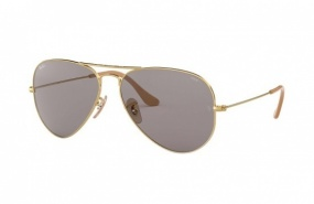 óculos de sol Ray Ban aviator large mod rb3025 9064/v8 Evolve